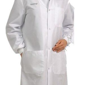 9f5ee1df82a 3492 Fashion Seal Unisex 80/20 Poplin Lab Coat - 3-Pocket